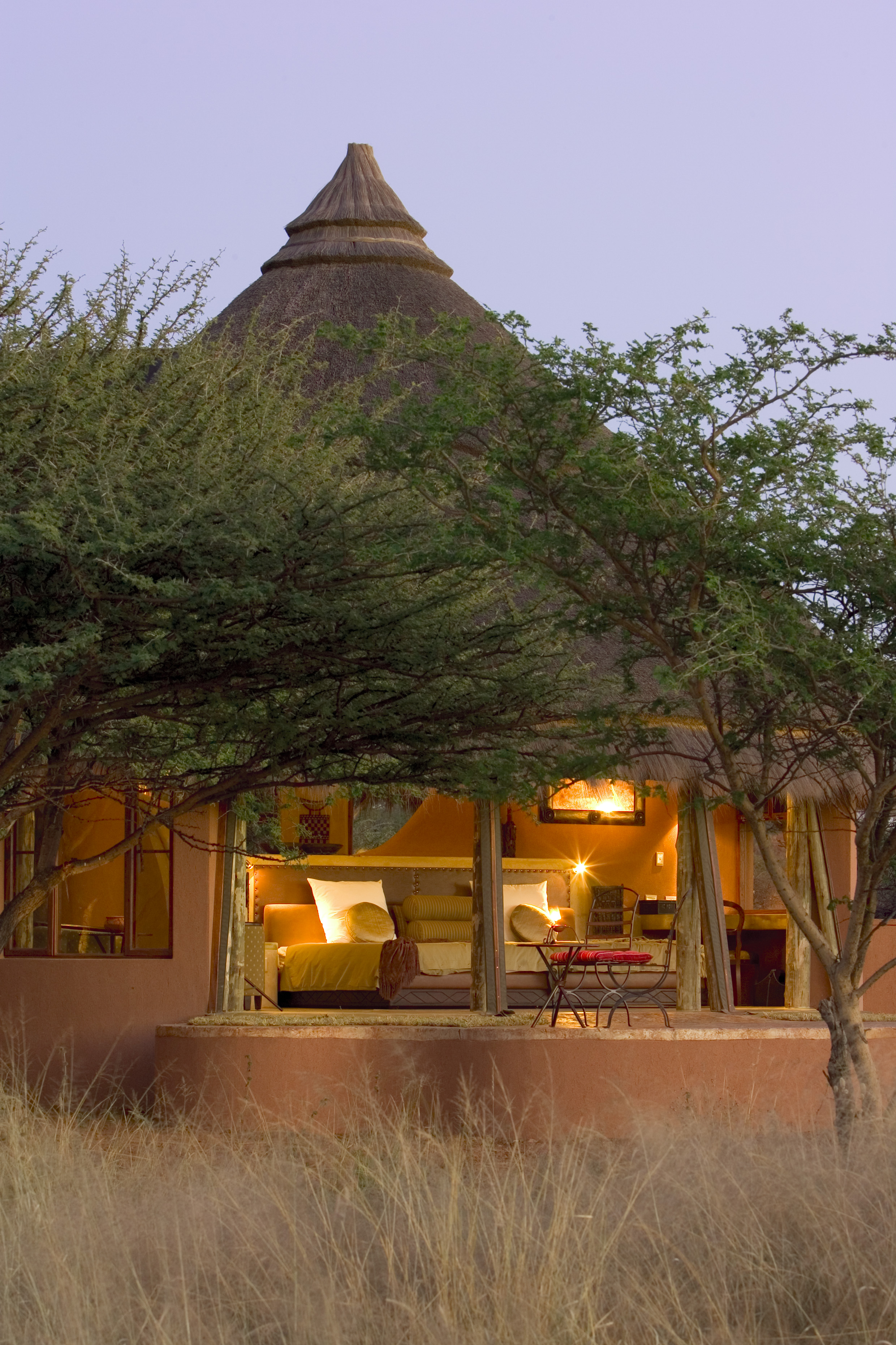 Okonjima Select Private Bush Suite