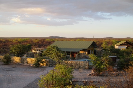 Mopane Village Lodge