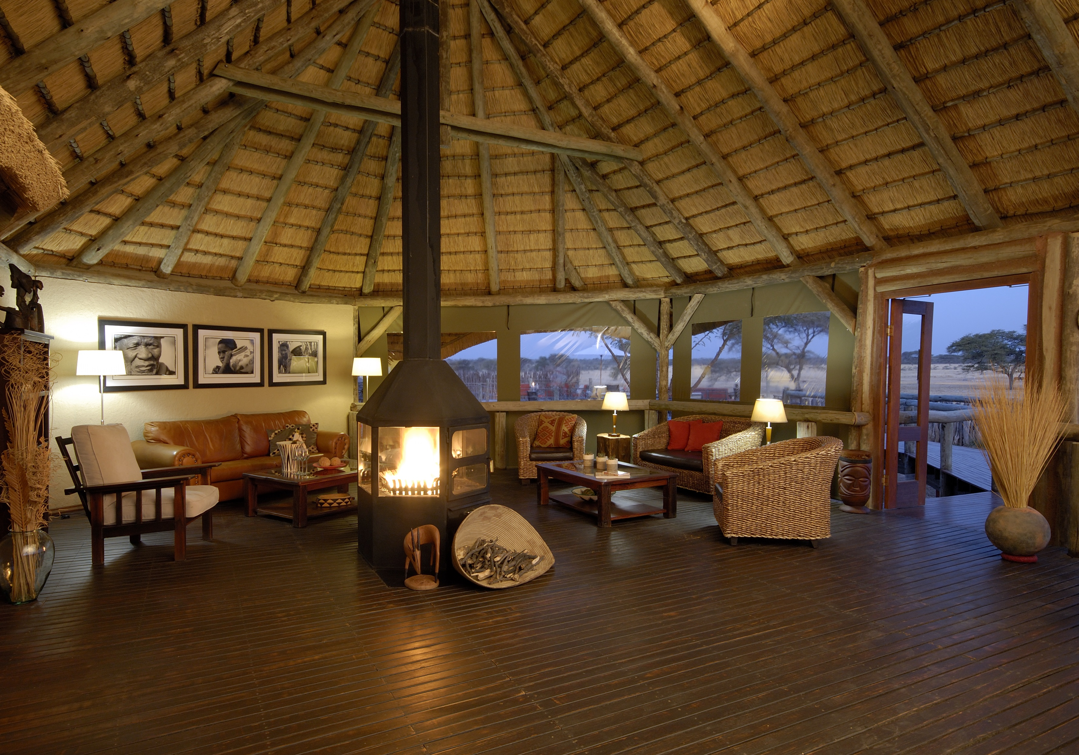 Frans Indongo Lodge