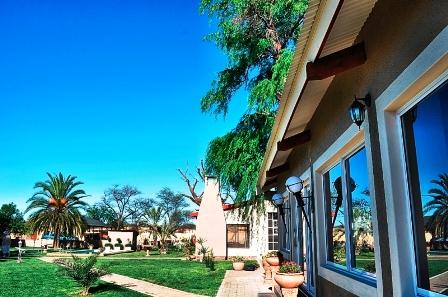 windhoek game camp