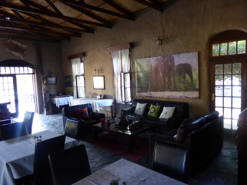 Fort Sesfontein Lodge