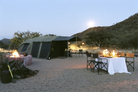 The Omboroko Campsite