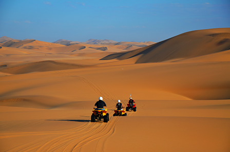 Quad bike tours Atlantic Coast