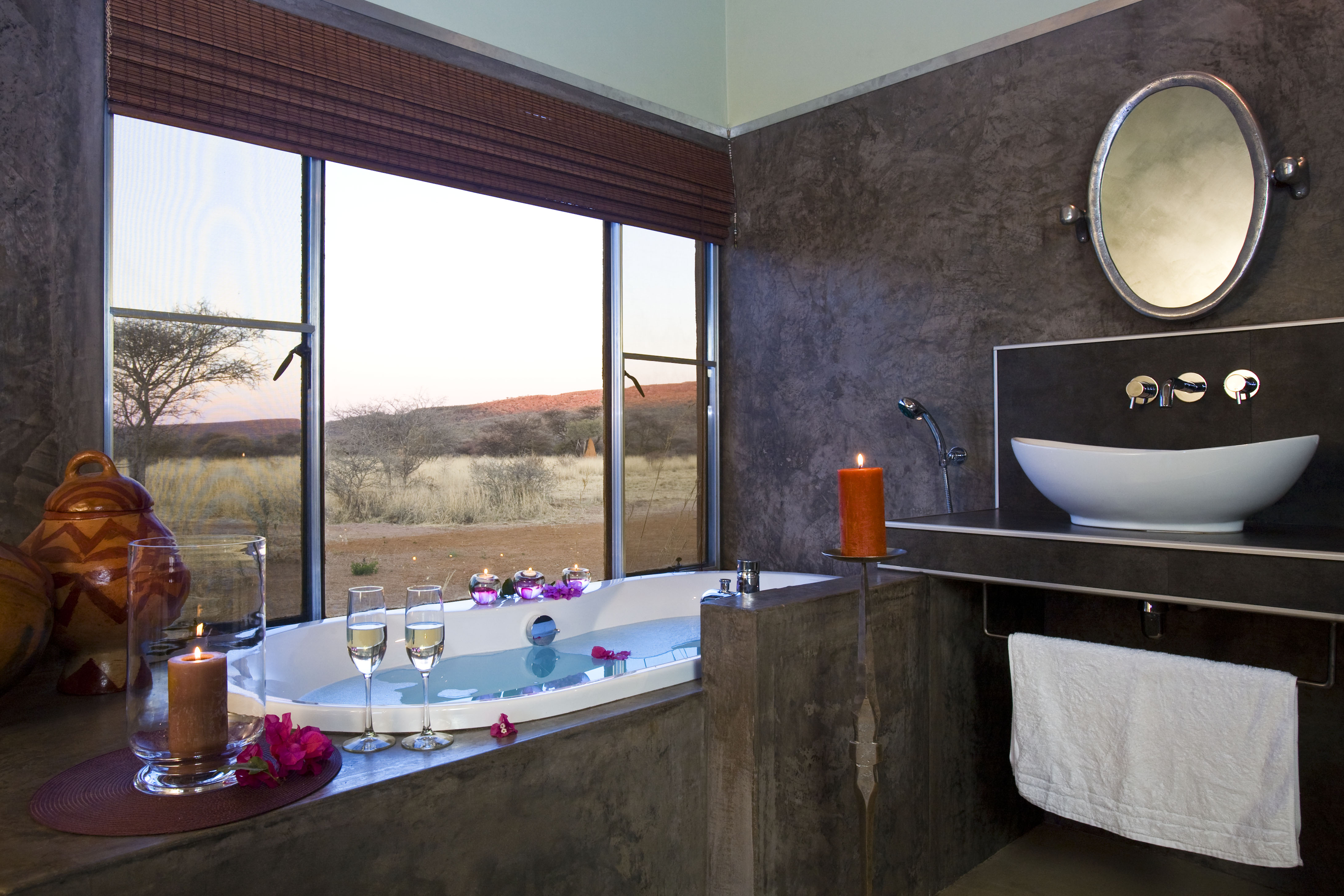 Okonjima Luxury Bush Camp