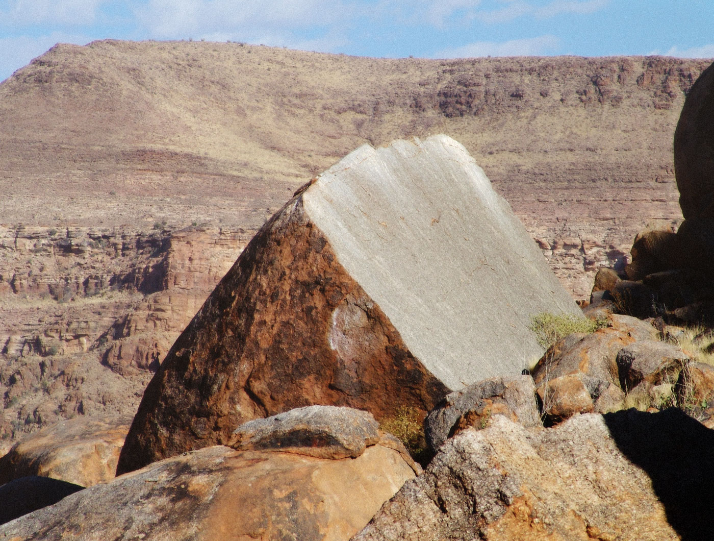 South/Fish River Canyon/Luderitz